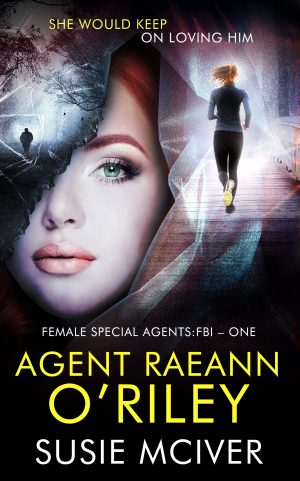 Cover for Agent Raeann O'Riley