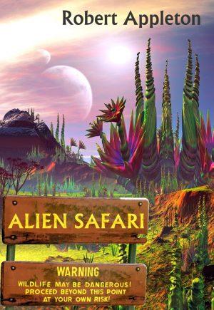 Cover for Alien Safari