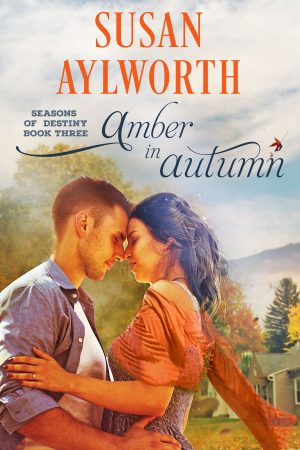 Cover for Amber in Autumn
