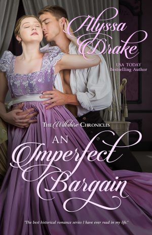 Cover for An Imperfect Bargain
