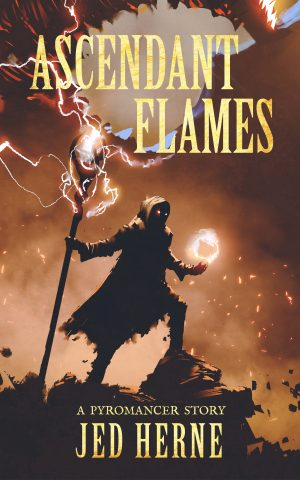 Cover for Ascendant Flames