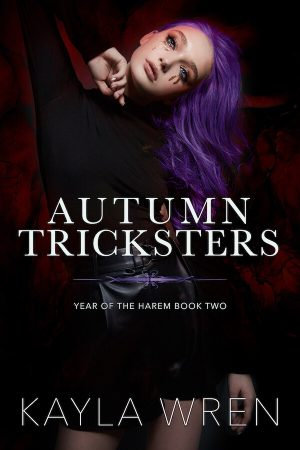 Cover for Autumn Tricksters