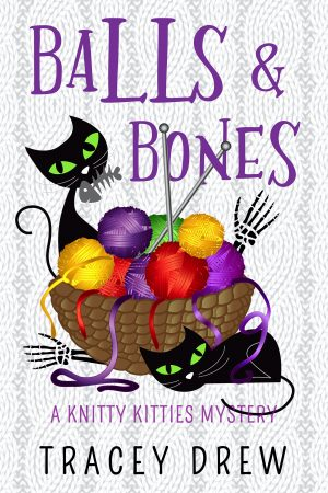 Cover for Balls and Bones