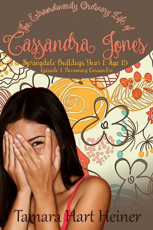 Cover for Becoming Cassandra