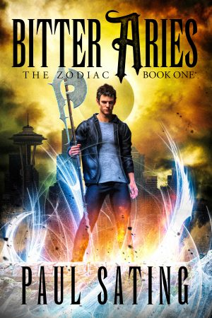 Cover for Bitter Aries