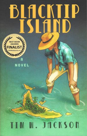 Cover for Blacktip Island