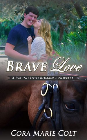 Cover for Brave Love
