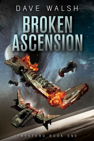Cover for Broken Ascension