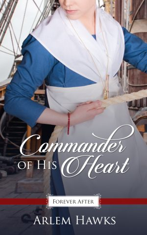 Cover for Commander of His Heart