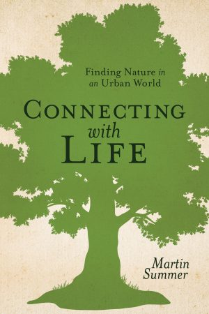 Cover for Connecting with Life