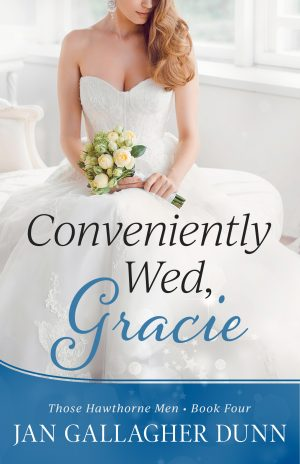 Cover for Conveniently Wed, Gracie