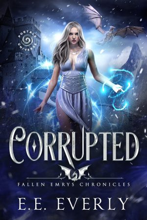 Cover for Corrupted