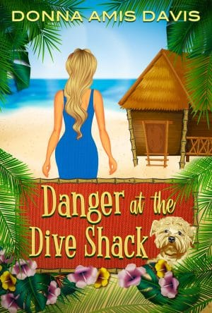 Cover for Danger at the Dive Shack