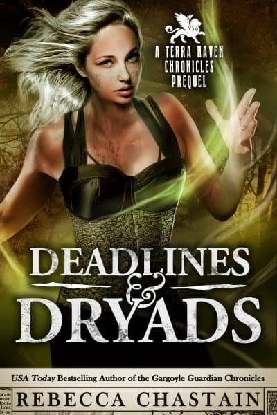 Cover for Deadlines & Dryads