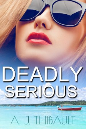 Cover for Deadly Serious