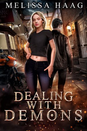 Cover for Dealing with Demons