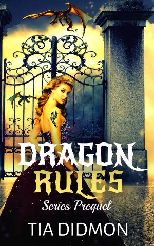 Cover for Dragon Rules