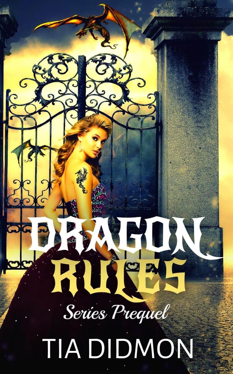 Cover for Dragon Rules: Prequel