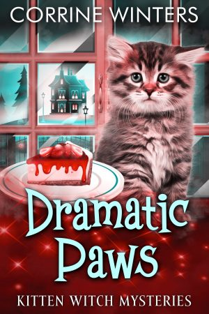 Cover for Dramatic Paws