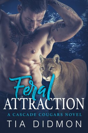 Cover for Feral Attraction