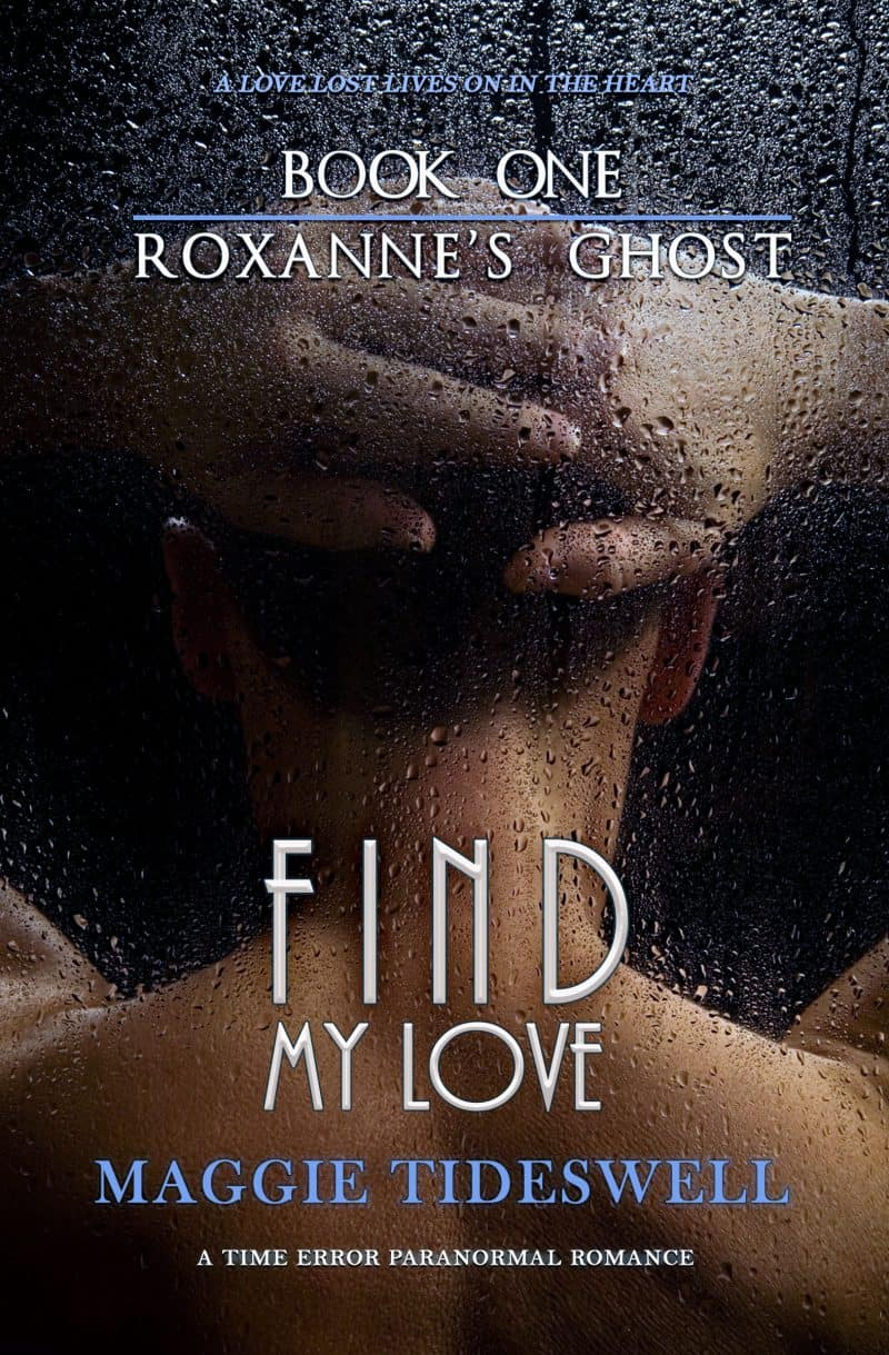Cover for Find My Love: A Time Error Paranormal Romance