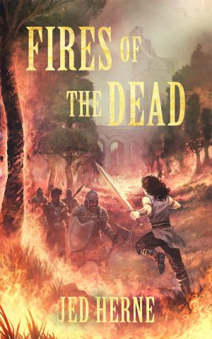 Cover for Fires of the Dead