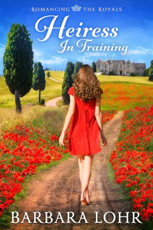 Cover for Heiress in Training