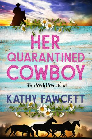 Cover for Her Quarantined Cowboy
