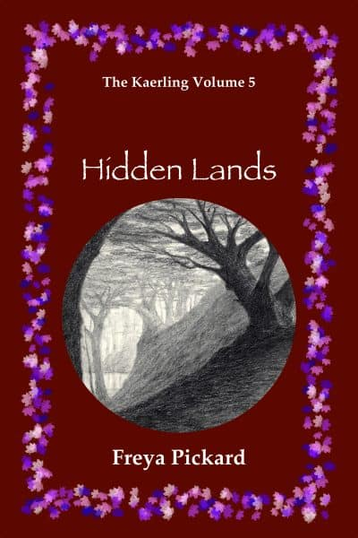Cover for Hidden Lands