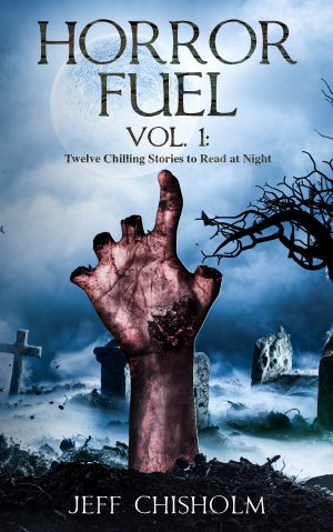 Cover for Horror Fuel Vol. 1