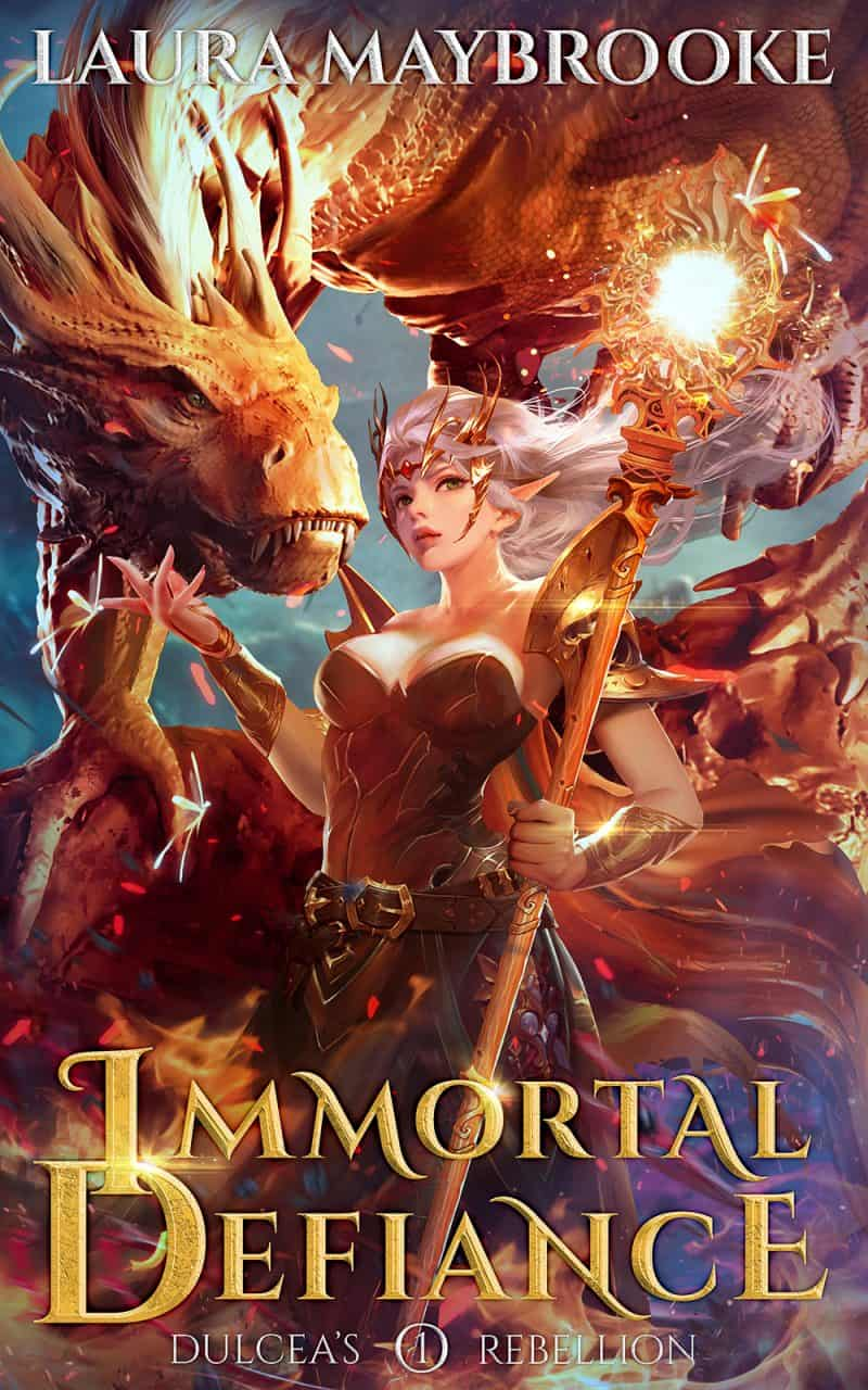 Cover for Immortal Defiance
