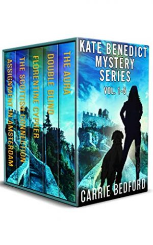 Cover for Kate Benedict Mystery Series Vol. 1-5