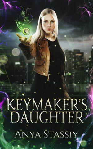 Cover for Keymaker's Daughter