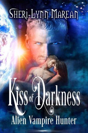 Cover for Kiss of Darkness