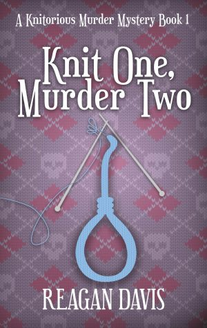 Cover for Knit One Murder Two