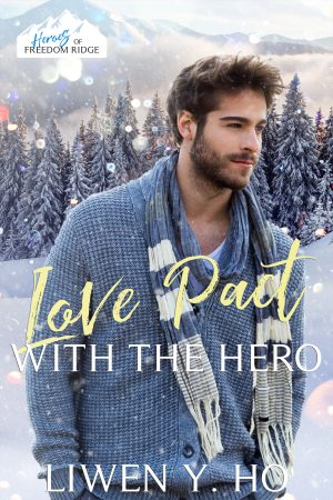Cover for Love Pact with the Hero