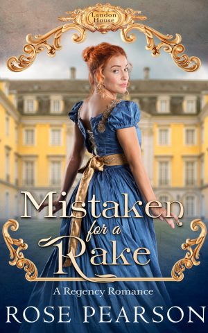 Cover for Mistaken for a Rake