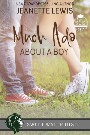 Cover for Much Ado About a Boy