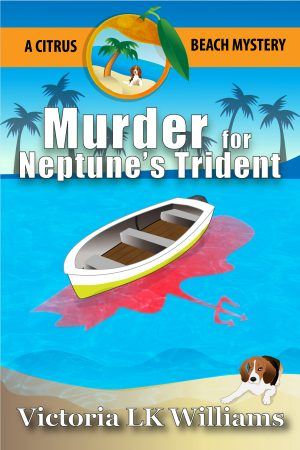 Cover for Murder for Neptune's Trident
