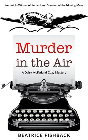 Cover for Murder in the Air