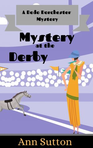 Cover for Mystery at the Derby