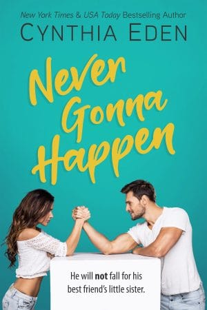 Cover for Never Gonna Happen
