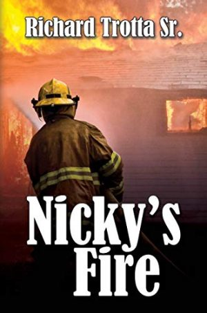 Cover for Nicky's Fire