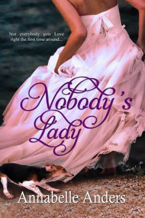 Cover for Nobody's Lady