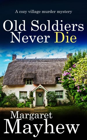 Cover for Old Soldiers Never Die