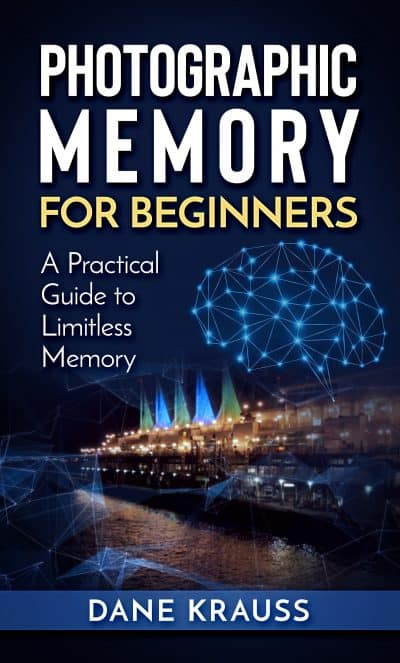 Cover for Photographic Memory for Beginners