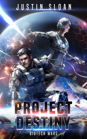 Cover for Project Destiny