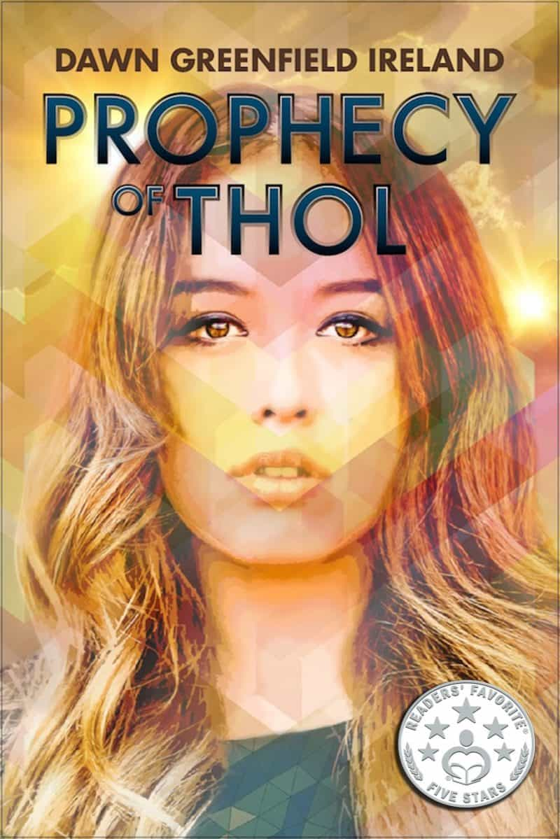 Cover for Prophecy of Thol: Book 1 in the Thol Series