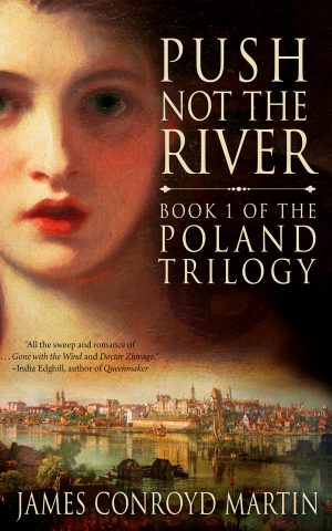 Cover for Push Not the River