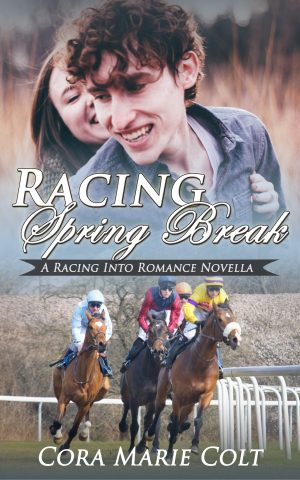 Cover for Racing Spring Break